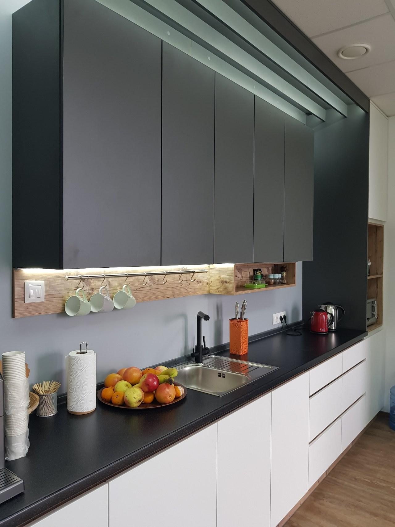 дизайн интерьера кухни в офисе фото современной кухни в киеве